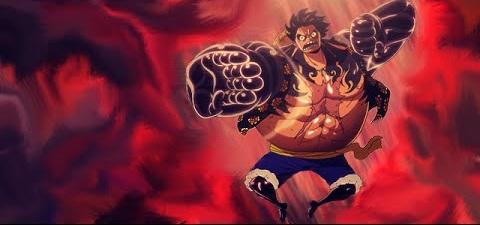 Monkey D Luffy Reverse Gear Otakuani